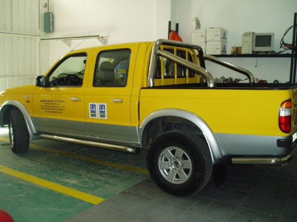 Ford Ranger | Amarradores del Puerto y Ría de Ferrol